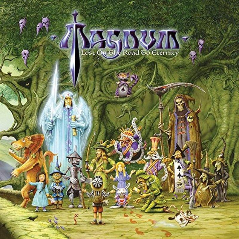 magnum lost on the road to eternity